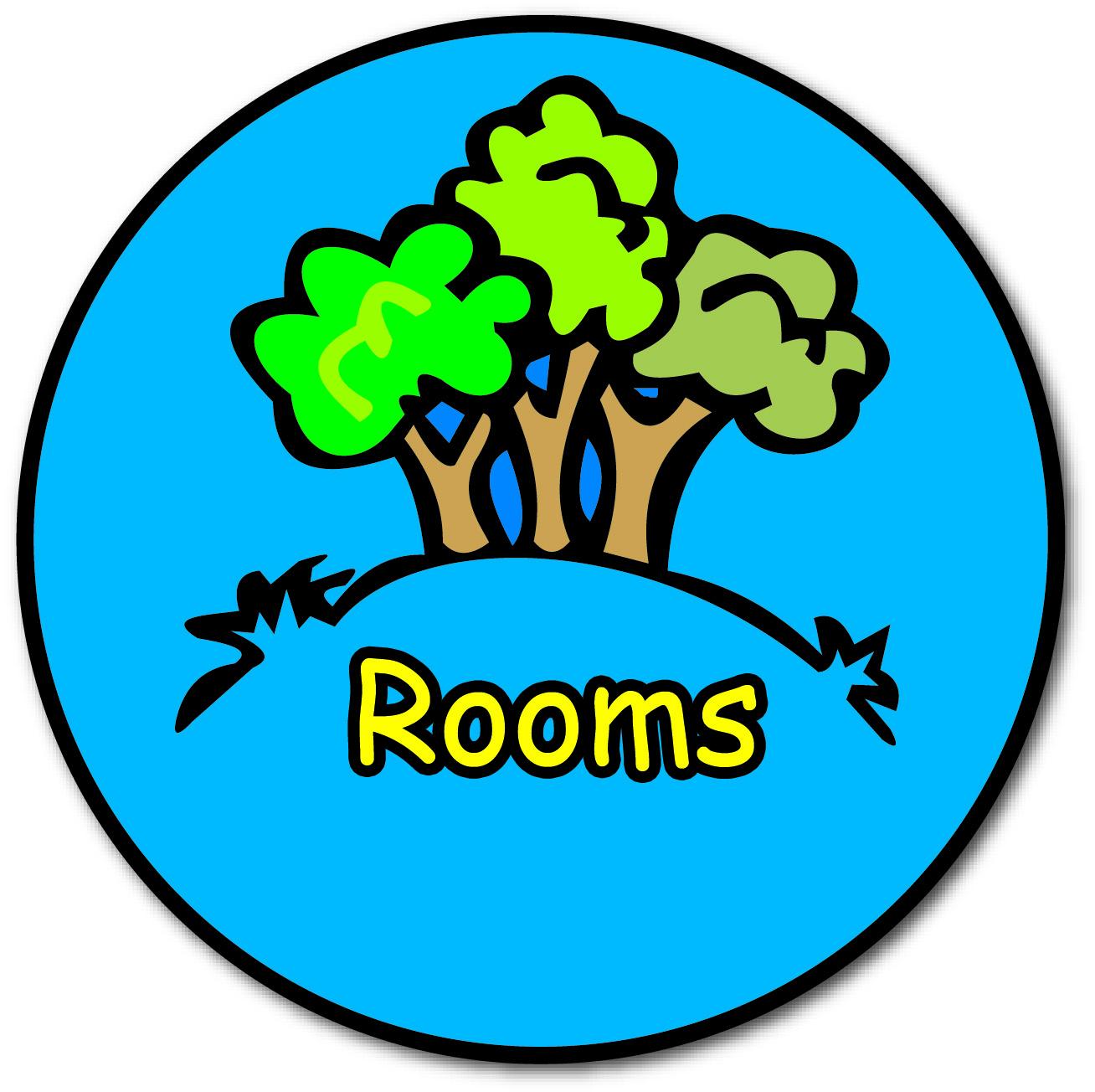 Park Day Nursery Ltd Logo rooms